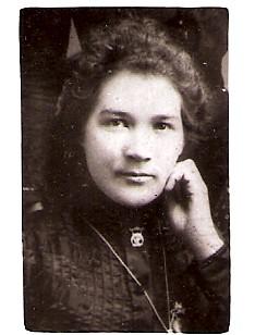 Clara Pedersen <I>Bramsted</I> Ryland