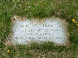 Simeon Vaughn Trent, Jr
