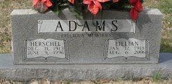 Lillian Nancy Kathleen <I>Buskirk</I> Adams
