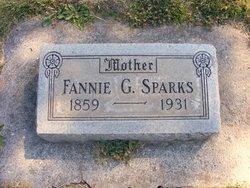 Fannie Green <I>Surber</I> Sparks