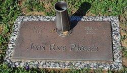 John Rice Prosser