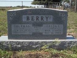 Freda Louise <I>Porter</I> Berry