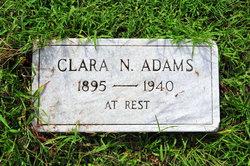 Clara N. Adams