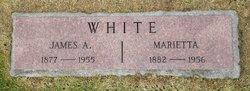 James Augustus White