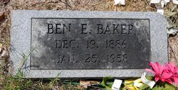 Ben E. Baker