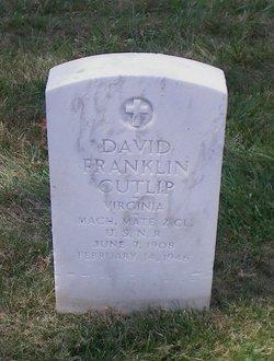 David Franklin Cutlip