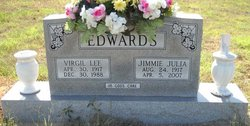 Jimmie J <I>McCollough Rister</I> Edwards