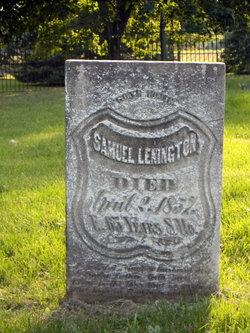 Samuel Lenington