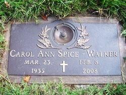 Carol Ann <I>Spice</I> Walker