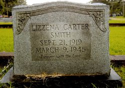 Lizzena <I>Carter</I> Smith