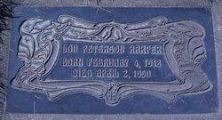Betty Lou <I>Peterson</I> Harper
