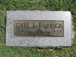 Carl Lewis Barrick