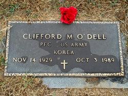 PFC Clifford M O'Dell