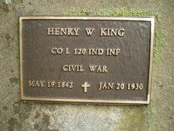 Henry Westford King