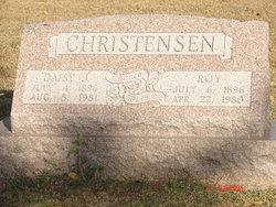 Daisy J. <I>Hanson</I> Christensen