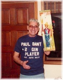 """Paul Robert """"Bob"""" Banta, Sr"""