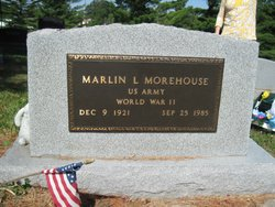 Marlin Lewis Morehouse