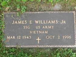 Sgt James E. Williams Jr.