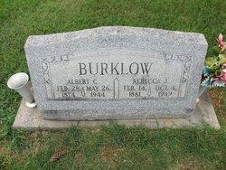 Albert C Burklow