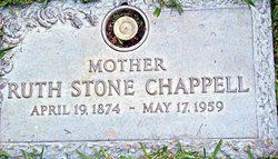 Ruth <I>Stone</I> Chappell