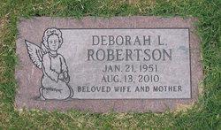 Deborah L. <I>Welch</I> Robertson