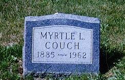 Myrtle Lavanda <I>Williams</I> Couch