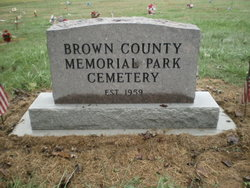Brown County Memorial Park