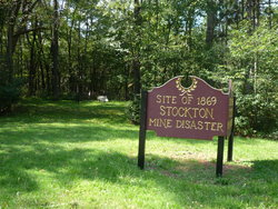 Stockton Mine Disaster Cemetery