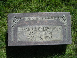 "Edward Joseph ""Eddie"" Chegwidden"