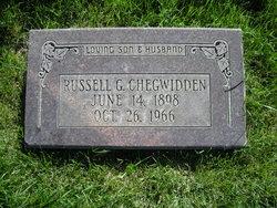 Russell Garrans Chegwidden