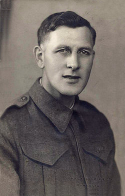 Sapper Samuel Walter Slingsby