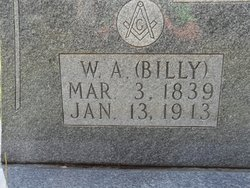 """William Asberry """"Billy"""" Bagwell"""