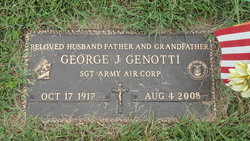 George Joseph Genotti