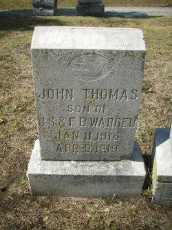 John Thomas Warren