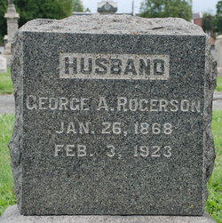 George Albert Rogerson