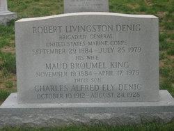BG Robert Livingston Denig