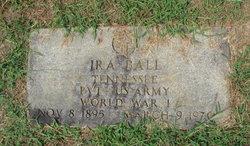"William Ira ""Arlie"" Ball"