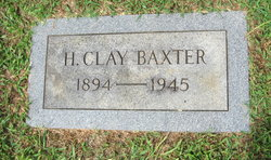 Henry Clay Baxter