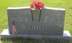 Eva Lee <I>Holmes</I> Collins