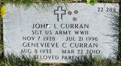 John L Curran