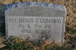 Pvt Minos Tee Conaway