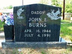 John E Burns