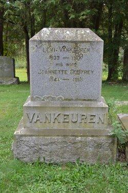 Jeannette <I>Godfrey</I> Van Keuren