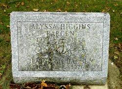Alyssa Hope <I>Higgins</I> Bargen