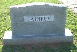 Frances <I>Tedesco</I> Lathrop