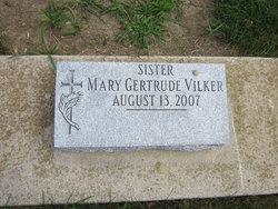 "Sr Mary Gertrude ""Helen"" Vilker"
