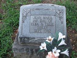 Jean Marie Sibley