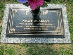 Jacky W Allen