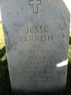 AMN Jesse Vance Parrish