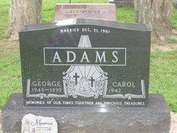 George N Adams